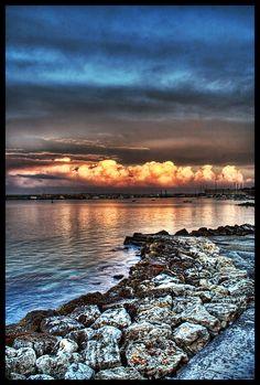Otranto, Province of Lecce in Apulia region_ Italy
