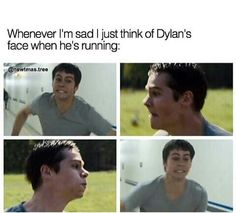 BE happy with Dylan