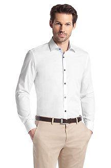 Business shirt with a Kent collar 'Juri'