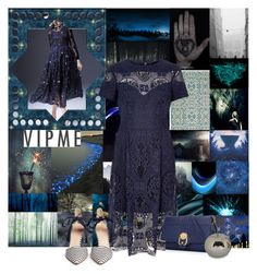 """""""Get the Look: Met Gala 2016"""" by cheyenne-muter ❤ liked on Polyvore featuring BD Fine, River Island, J.Crew, GetTheLook, MetGala, navyblue and vipme"""