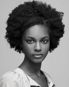 this will probably be my look this summer... #naturalhair #teamnatural