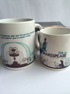 #MugShakespeare #TinteroShakespeare #RegalaCultura