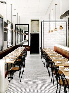 8 Cool Restaurants That Make Us Want to Move San Francisco Right Now via @MyDomaine