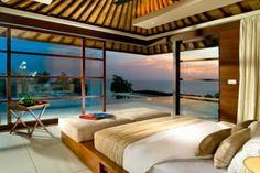 Bedroom waves sea bed strange