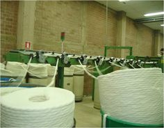 Fibers of our organic Tanguïs Cotton