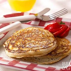 Now you can save those last two pancakes for another day!