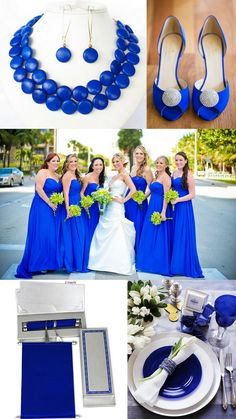 Planning a cobalt blue theme wedding? Shop today and find the perfect color match invitation for your theme wedding!