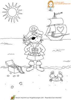 Pirate, page 8 sur 13 sur HugoLescargot.com