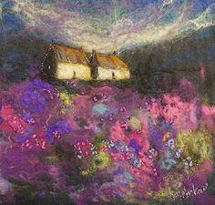 Lavender Hill by moymackay, via Flickr