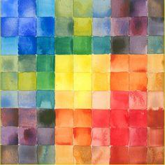 Ogni colore che noi vediamo nasce dall'influenza del suo vicino.   Claude Monet