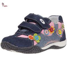 Naturino Falcotto 1427VL, Chaussures Marche Bébé Fille, Rose (Rosa_9124), 25 EU