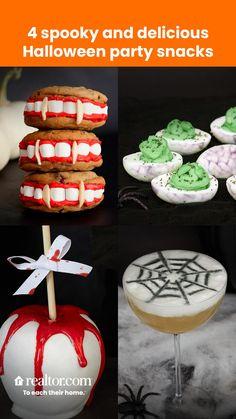 Halloween Party Snacks, Halloween Cupcakes, Halloween Decorations, Fall Color Palette, Thanksgiving, Pumpkin, Holiday Decor, Desserts, Decor Ideas