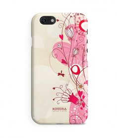 Pink Flower - Case iPhone 6 Iphone 6 Covers, Iphone Cases, Pink Flowers, Products, I Phone Cases, Beauty Products, Pink Blossom
