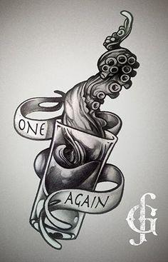 Drawing by Gro Fab tattoo artist in Paris fr #tattoo #flash #grofab  #matierenoiretattoo #matierenoire #paris #france