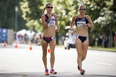 As Maria Michta-Coffey prepares for the world championships, she takes time to explain how—and why—she became the country's fastest woman walker. Walk For Life, Walk This Way, Real Women, Fit Women, Race Walking, Olympic Trials, Run Disney, Olympians, World Championship
