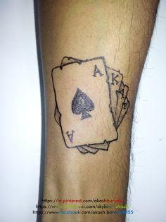 #TattooArtist #SelfMade #MyDesign #MyTattoo #OneDayTrial #PenUseOnly 4/3/2015