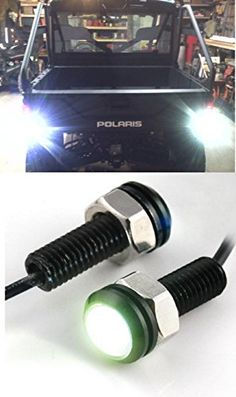 Polaris Ranger LED Back-up Reverse Lights ATV RZR Sportsm... https://www.amazon.com/dp/B0175Y37PS/ref=cm_sw_r_pi_dp_BpeKxb5BYZ5M5