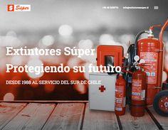 Web Empresa de Servicios Extintores Súper ©2015 www.extintoressuper.cl