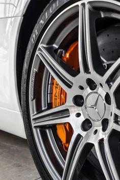 Mercedes SLS AMG Rims | CKND