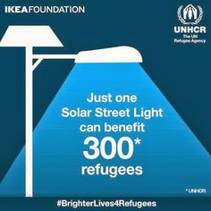 IKEA Shines a Light for Families in Refugee Camps #BrighterLives4Refugees