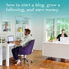 Make money blogging with this realistic guide from 2 pro bloggers, including tips on choosing ads, affiliate links, & sponsored content that's right for you