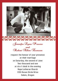 Sweet Couple Wedding Cards