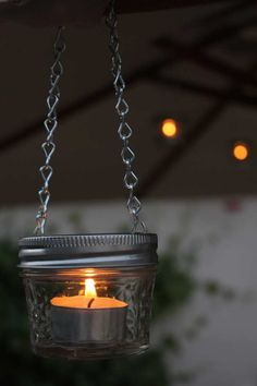 Mini mason jar makeover | Quick and Easy DIY Home Projects You Can Do This Weekend