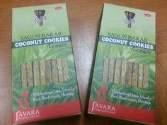 Coconut cookies kenari #javara indigenous Indonesia#