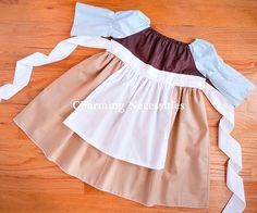 Cinderella's Work Dress - Everyday Princess Collection-