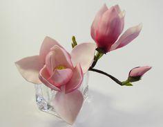 Курс мастер-классов по созданию реалистичных цветов из фоамирана :: Основной сайт