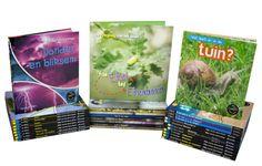 Informatief Lezen - BoekPLUSpakket Blauw (7-9 jaar)
