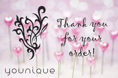 Thank you for purchasing Younique.  https://www.youniqueproducts.com/DanielleDarrah