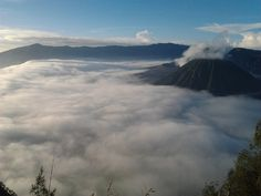 Views in the Bromo area