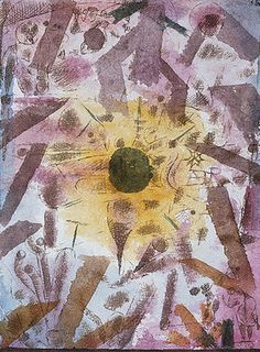Paul Klee: Sonnenfinsternis. 1918