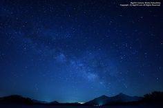 久々の晴れでの裏磐梯撮影まずは晴天の星空で磐梯山から噴き出る 天の川を撮影した. タグ: 北塩原村, 天の川, ... Northern Lights, Nature, Naturaleza, Nordic Lights, Aurora Borealis, Nature Illustration, Off Grid, Aurora, Natural