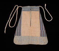 Pocket, First Quarter 19th Century, Metropolitan Museum Of Art, New York City, NY