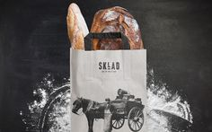 Sklad on Behance