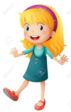 little girl illustration - Поиск в Google