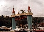 Land of Make Believe, Upper Jay, New York. I don't know how I came across these pictures but it reminded me of some of the best summers of my life. Lake George Ny, Essex County, Abandoned Amusement Parks, Home And Away, Places Ive Been, Landing, Jay, Outdoor Decor, Memories