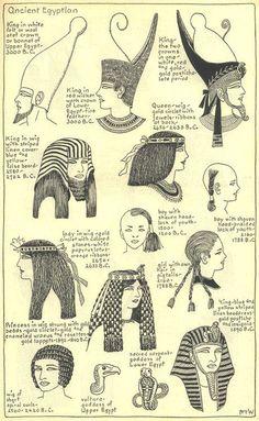 Para todos os gostos, estilos e tamanhos de cabeça.