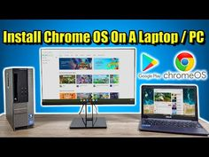 In this video I show you how to install Chrome OS on your old Laptop or PC this is not Fade OS or Cloud OS this is Chrome Os and you also get access to Googl. Old Windows, Google Chrome, Chromebook, Linux, Science And Technology, Android Apps, Google Play, Laptop, Ebay