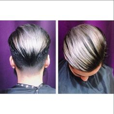 Mens highlighted undercut | Men\'s hair!! | Pinterest | Mens ...