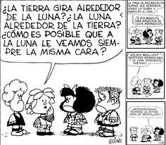 Mafalda - La Luna