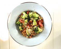 Recept kikkererwten quinoasalade