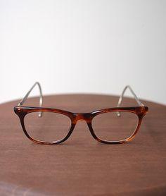 """LILY1ST VINTAGE 1960'S BRITISH EYE GLASS """"WELLINGTON RARE MODEL"""" http://floraison.shop-pro.jp/?pid=76044701"""