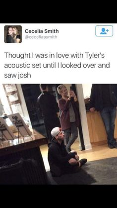 Dat Smol bean is to precious for dis world<<indeed XD i do that cause I appreciate da floor Twenty One Pilots, Twenty One Pilot Memes, Tyler And Josh, Tyler Joseph, It's Over Now, Screamo, Josh Dun, Top Memes, Staying Alive