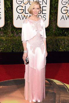 Cate Blanchett, Golden Globes 2016