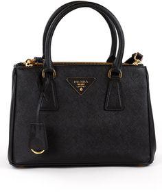 7556e7878ab4 109 Best Prada images | Prada, Leather totes, Prada handbags