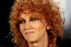 Italian singer Fiorella Mannoia