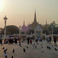 Une soirée au palais - Phnom Penh